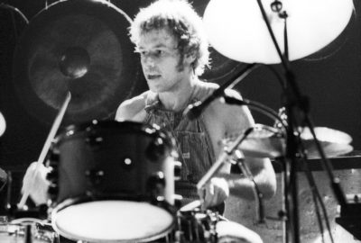 Bill Bruford Jazz Drummer