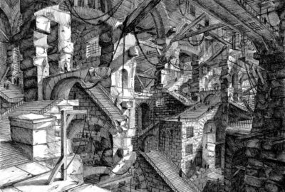 Jorge Luis Borges' City of the Immortals