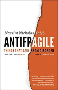Investment Books - ANTIFRAGILE - Nassim Nicholas Taleb