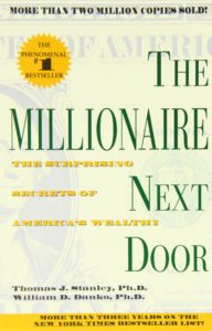 Investment Books - The Millionaire Next Door - Thomas J. Stanley
