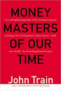 Investment Books - Money Masters of Our Time - John Train