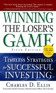 Investment Books - Winning The Loser's Game - Charles D. Ellis