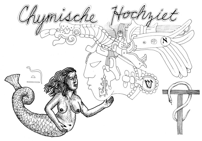 Chymische Hochziet (Cover Photo)