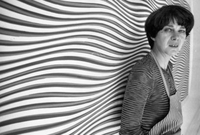 Bridget Riley - Arts-Notes